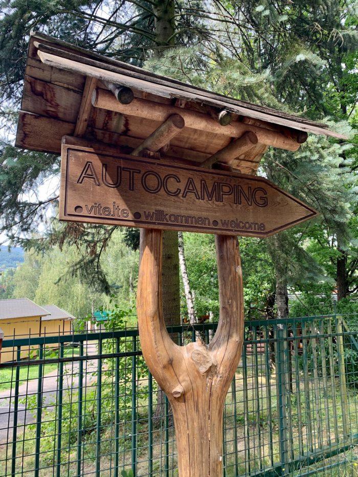 Autocamp Luhačovice