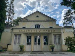 Lázeňské divadlo Luhačovice