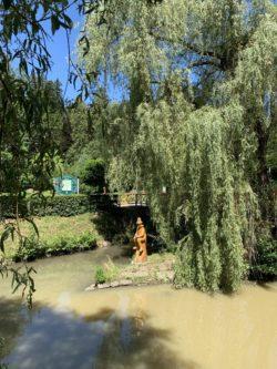 Soutok řeky Šťávnice a Pozlovského potoka