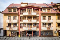 Apartmány v Luhačovicích