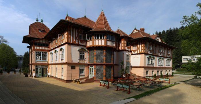 Jurkovičův dům v Luhačovicích