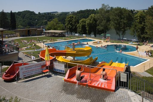 aquapark Duha Pozlovice-Luhačovice