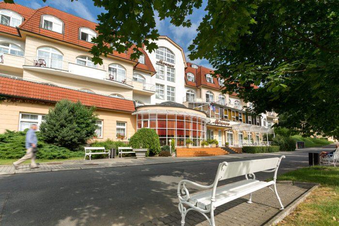 Hotel Miramare Luhačovice