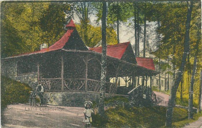 Historická mlékárna