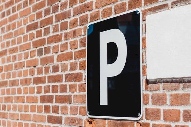Značka parkoviště