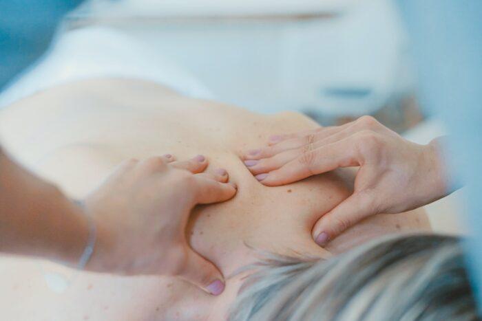 masáž v Luhačovicích