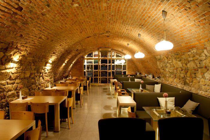 Restaurace Racek Luhačovice, romantická večeře pro dva