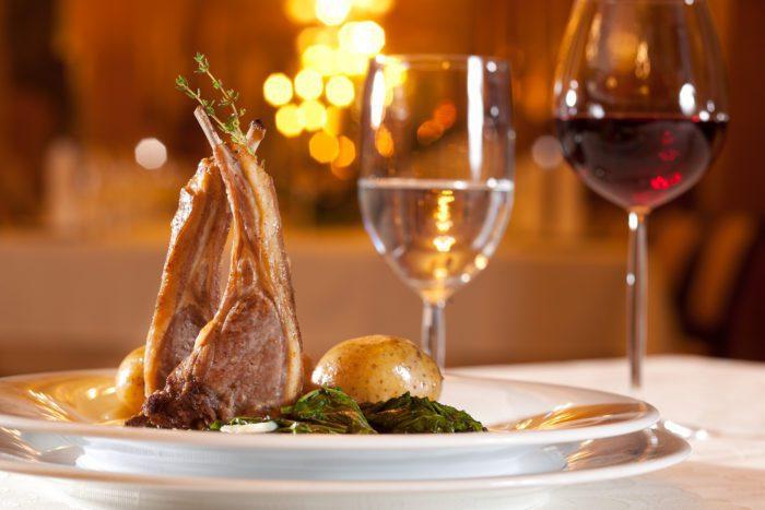 Zážitková gastronomie ve Francouzské restauraci Luhačovice