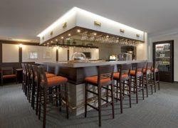 Bar hotelu Palace Luhačovice