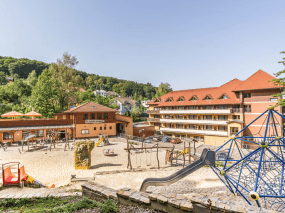 restaurace Wellness hotel Ambra