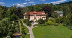 Hotel Jestřabí Luhačovice, Vodoléčebný ústav